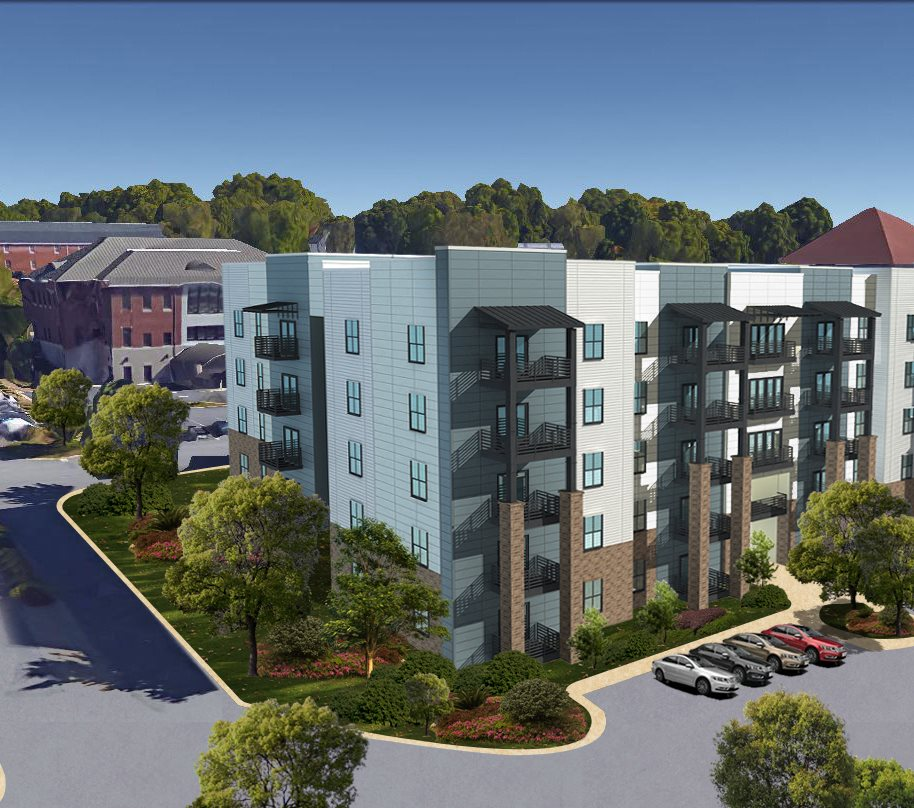 Apartments In Downtown Greenville, SC