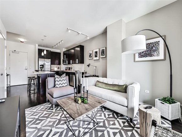 Circa 922 Apartments 922 West Washington Blvd Chicago