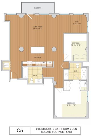 Floor Plans Of Circa 922 In Chicago Il