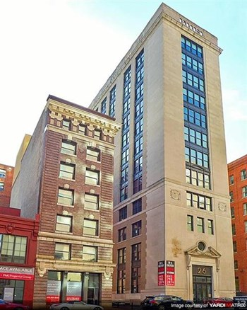 26 S. Calvert Street 1-2 Beds Apartment for Rent Photo Gallery 1
