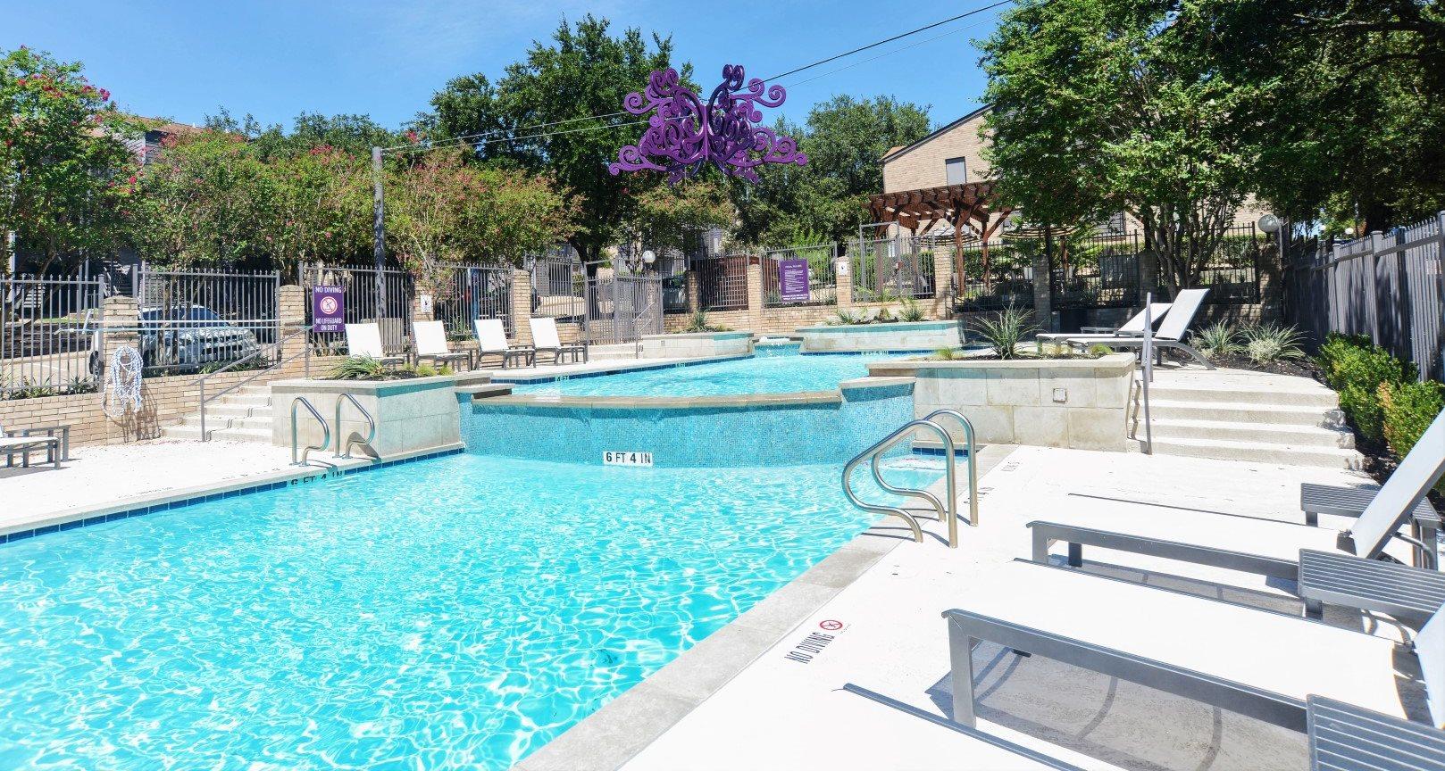 Chandelier | Apartments in Austin, TX