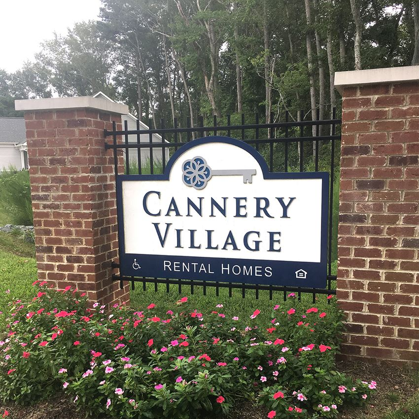 Welcome to Cannery Village