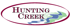 Hunting Creek Apartments and Townhomes Logo