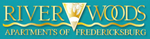 Riverwoods Apartments of Fredericksburg Logo