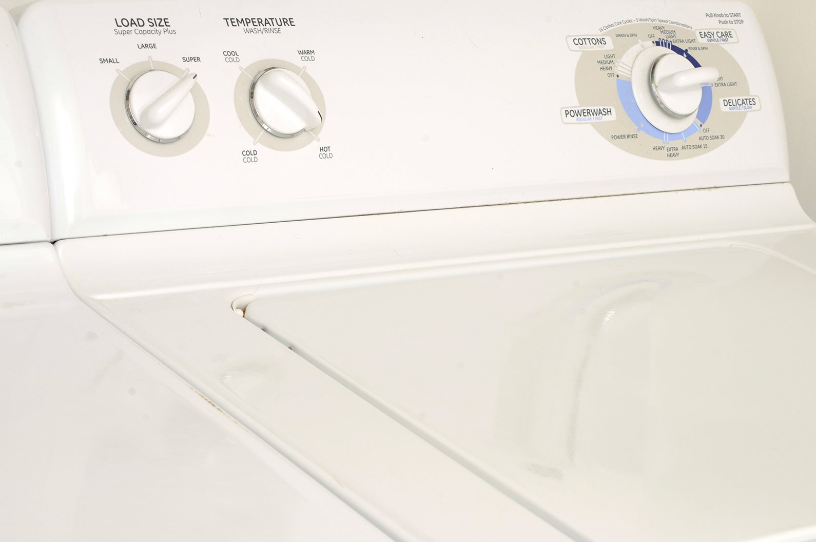 Washer and Dryer, at Lakeview Park, 510 Surfside Drive, Lincoln, 68528