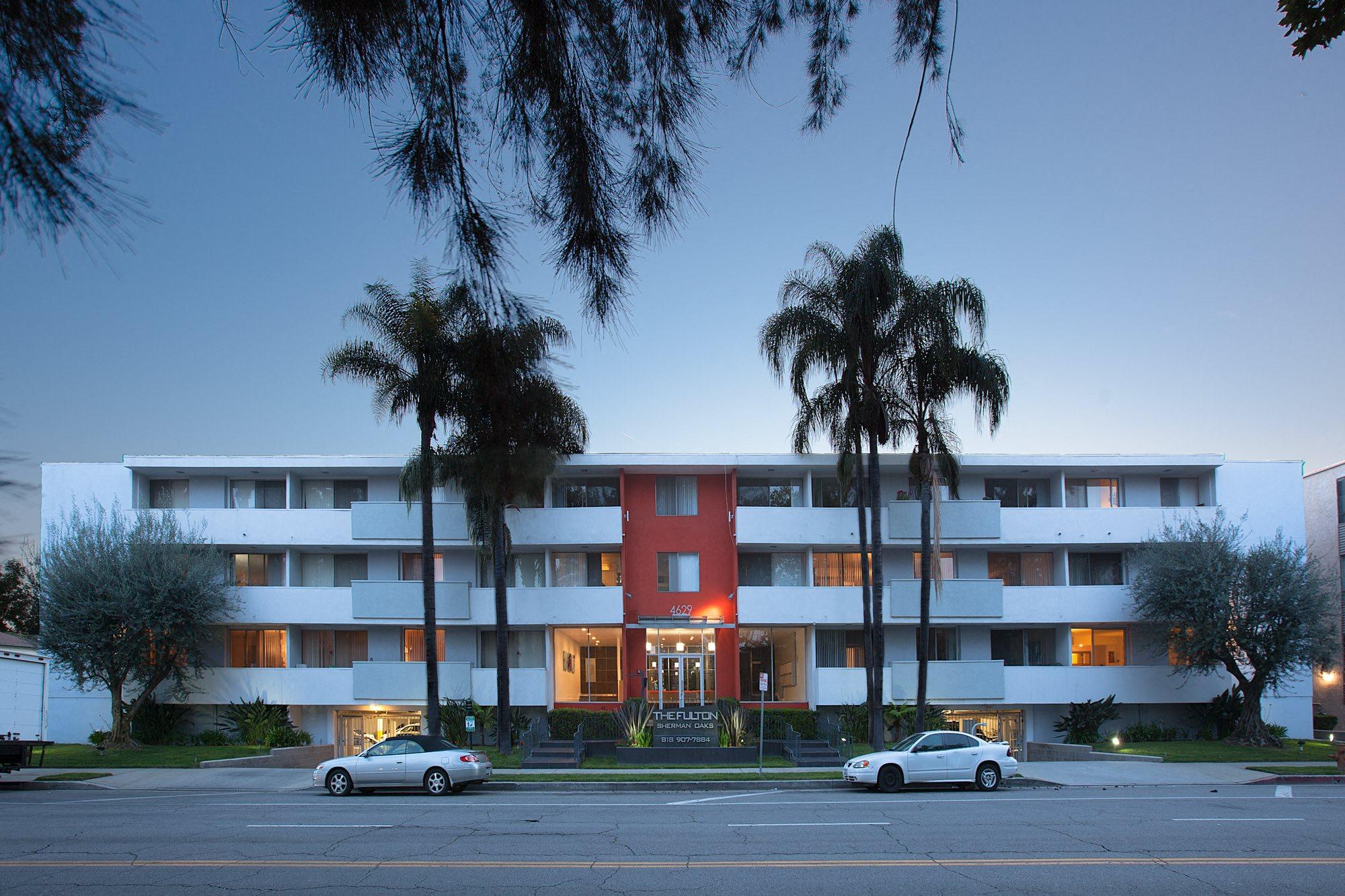 The Fulton Apartments in Sherman Oaks, Los Angeles, CA