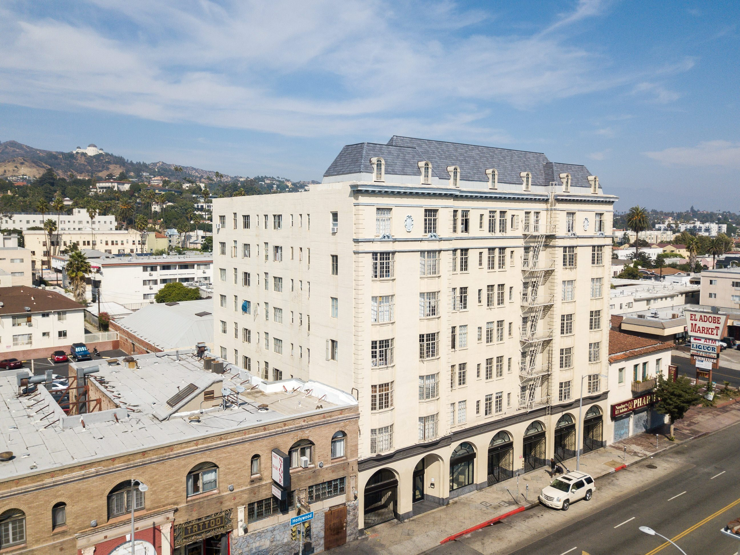 Guardian Arms Apartments in Hollywood, Los Angeles, CA