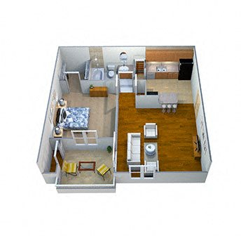 Sequoia Floor Plan 1