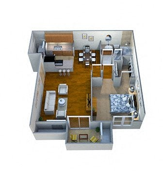 Evergreen Floor Plan 2