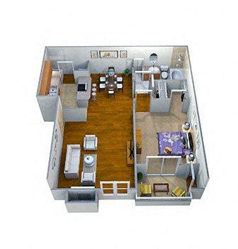 Aspen Floor Plan 3