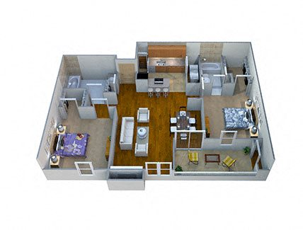 Bradford Floor Plan 5