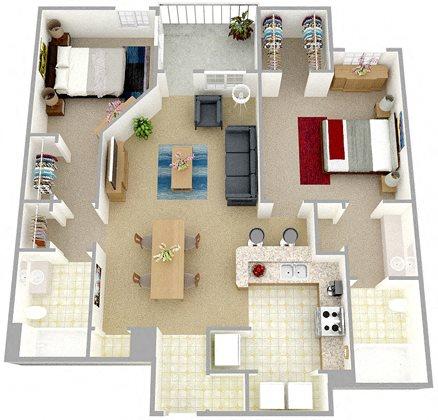 The Merlin Floor Plan 2