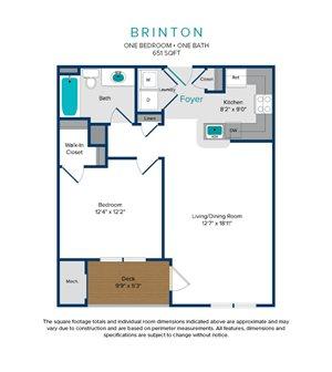 (A1RG) Renovated Brinton-Brandywine Collection
