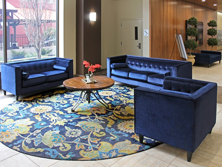 The Resideces at 668 - Main Lobby at The Residences at 668, Cleveland