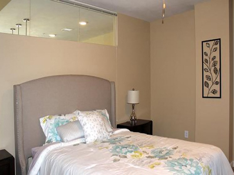Comfortable Bedroom at Residences At 1717, Ohio, 44114