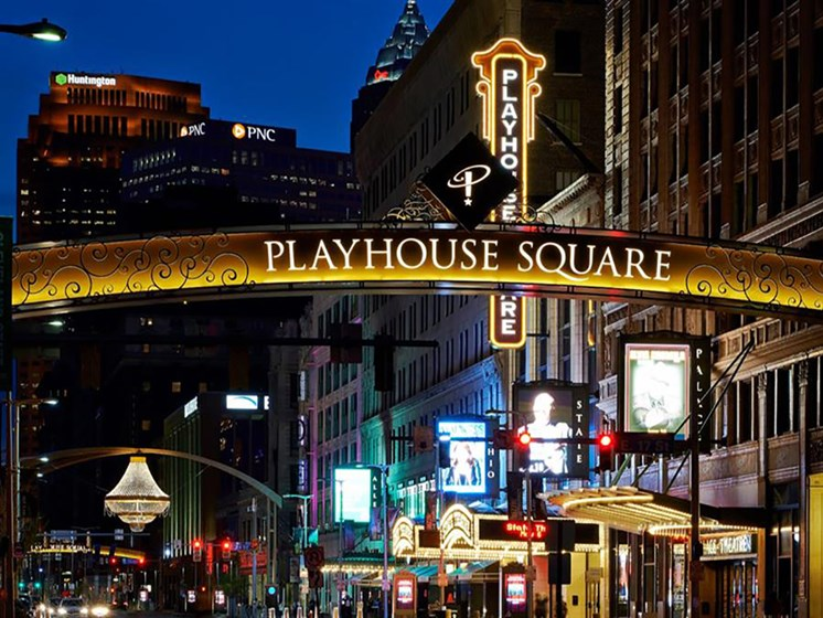 Playhouse Square at The Residences At Hanna, Cleveland