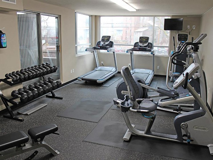 State Of The Art Fitness Center at Stonebridge Waterfront, Ohio, 44113