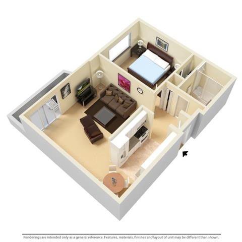 Floor Plans Of Trinity Towers In Bedford Heights Oh