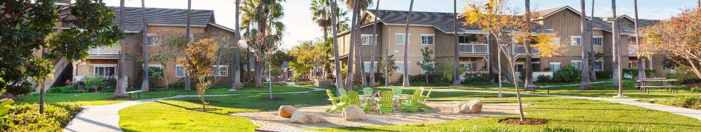 Green Gardens, at Sumida Gardens Apartments, California, 93111