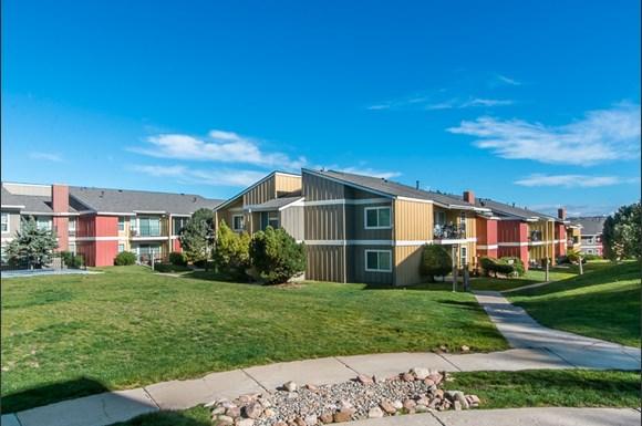 Parkmoor Village Apartments Colorado Springs