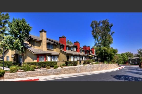Promenade Terrace Apartments Corona Ca