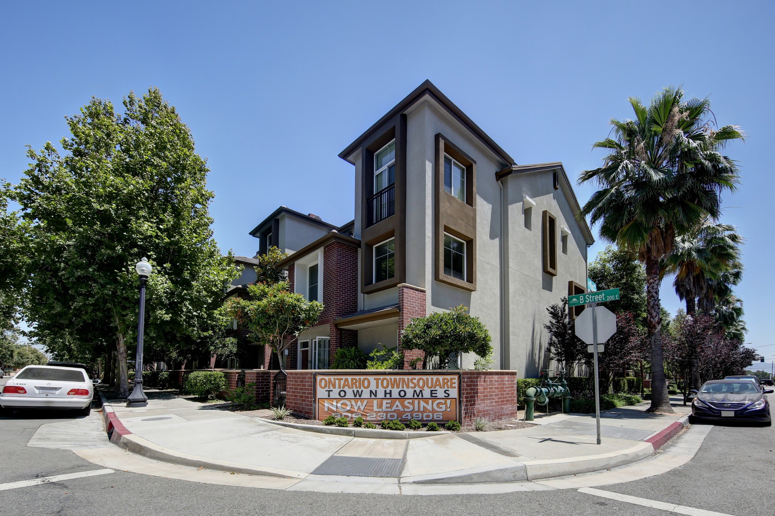Resort Style Community at Ontario Town Square Townhomes, CA, 91764