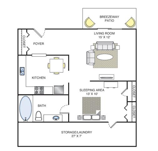 Floor Plans Of Lakeshore On The Hill In Chattanooga Tn