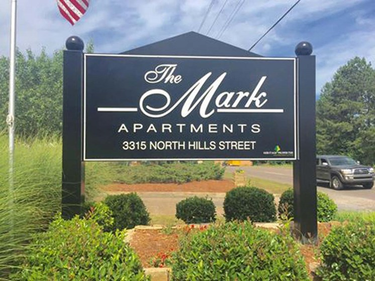 The Mark Apartments Meridian MS