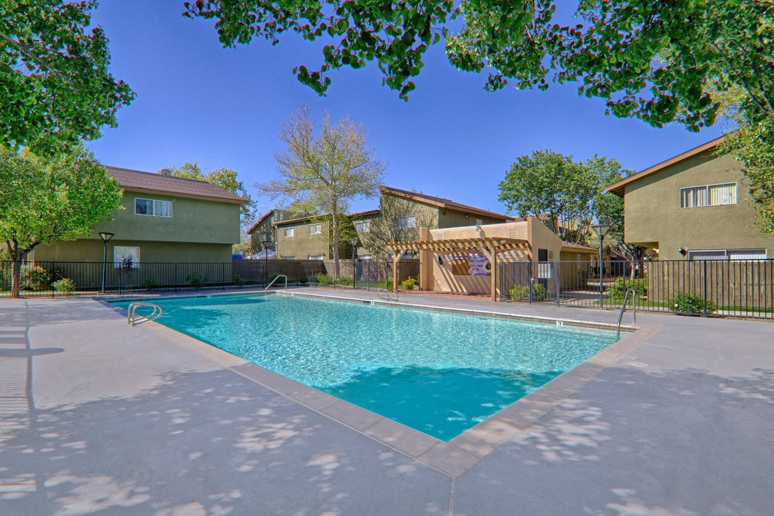Swimming Pool at Woodlands West Townhomes, 93536