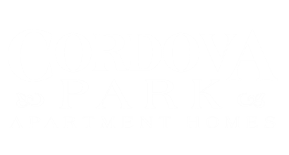 Cordova Park Apartment Homes Logo, Lancaster