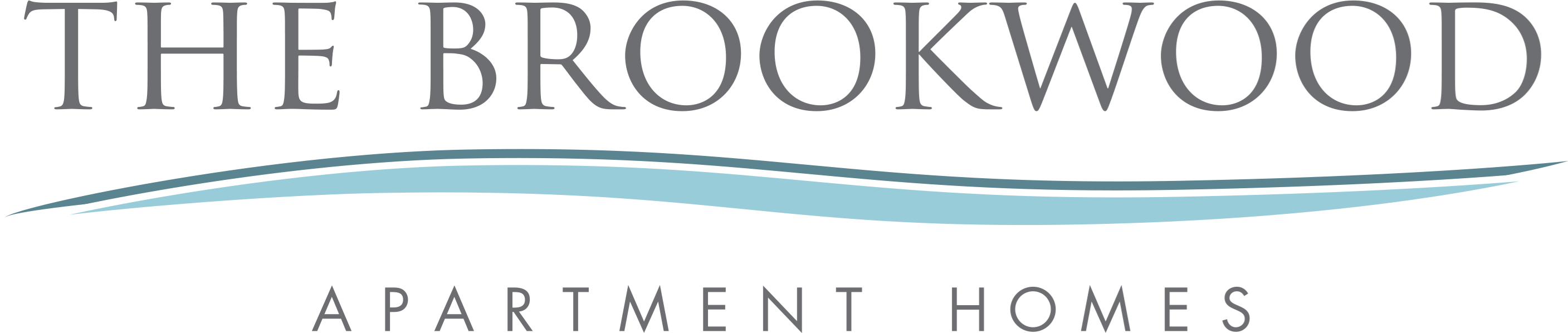 The Brookwood Apartment Homes Logo