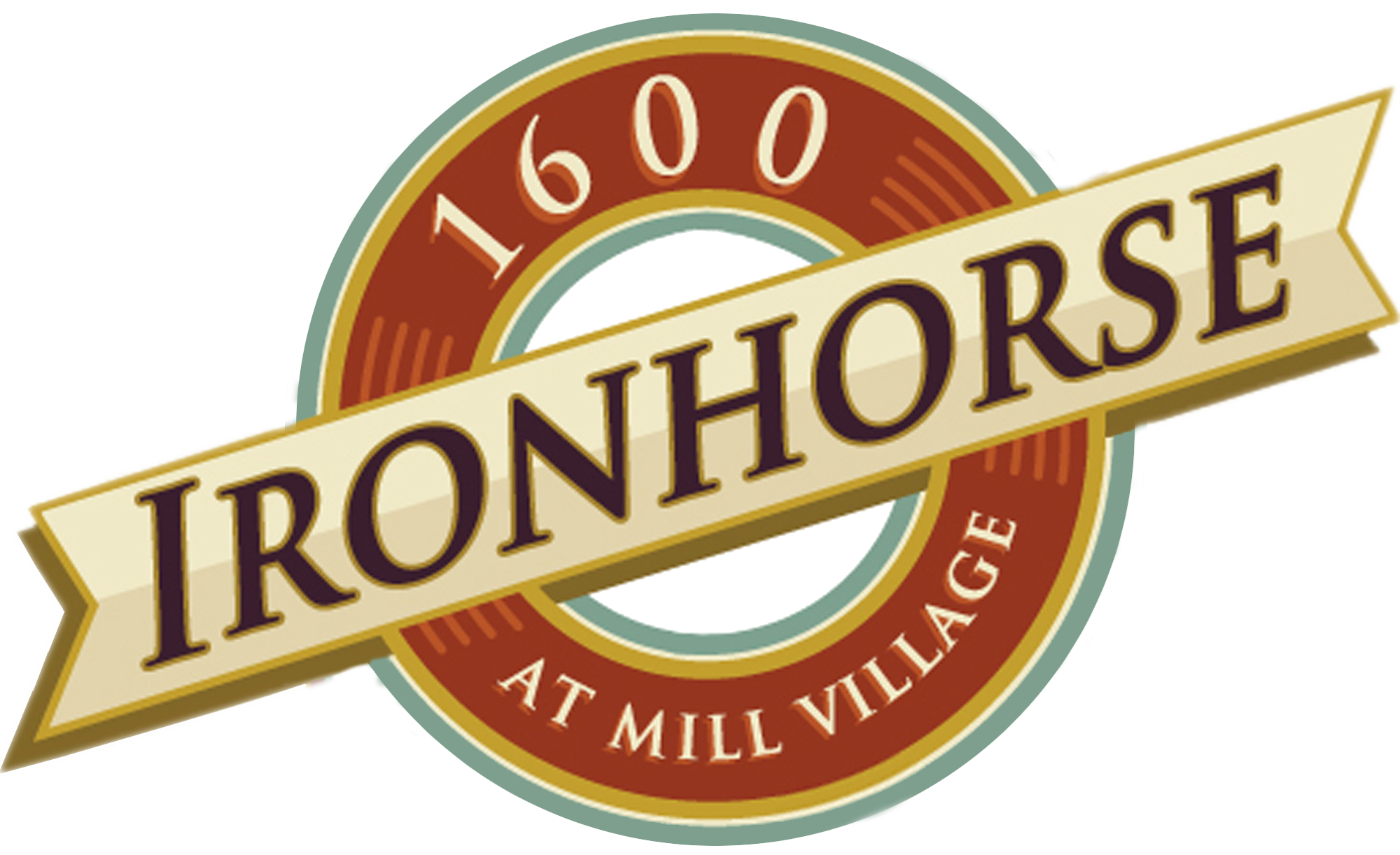 Logo for Ironhorse Apartments in Longmont