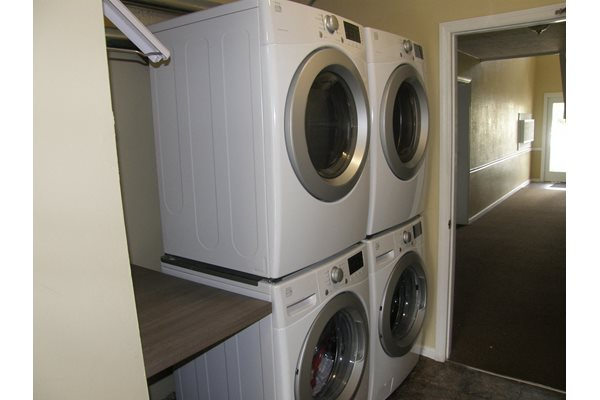 New Front Load Washers/Dryers