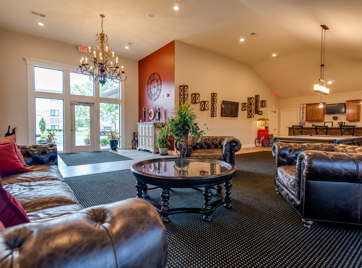 Best apartment homes at The Hills Apartments in North Kansas City, MO