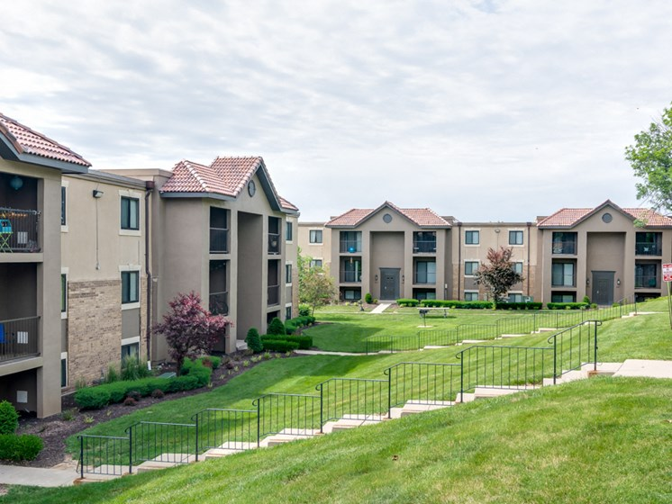 Apartments in Kansas City Path