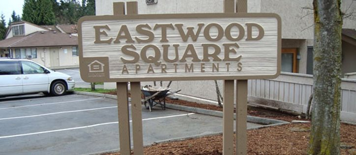 Eastwood Square Sign