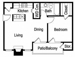 Brandywine Apartment Homes, Shreveport, LA, Louisiana