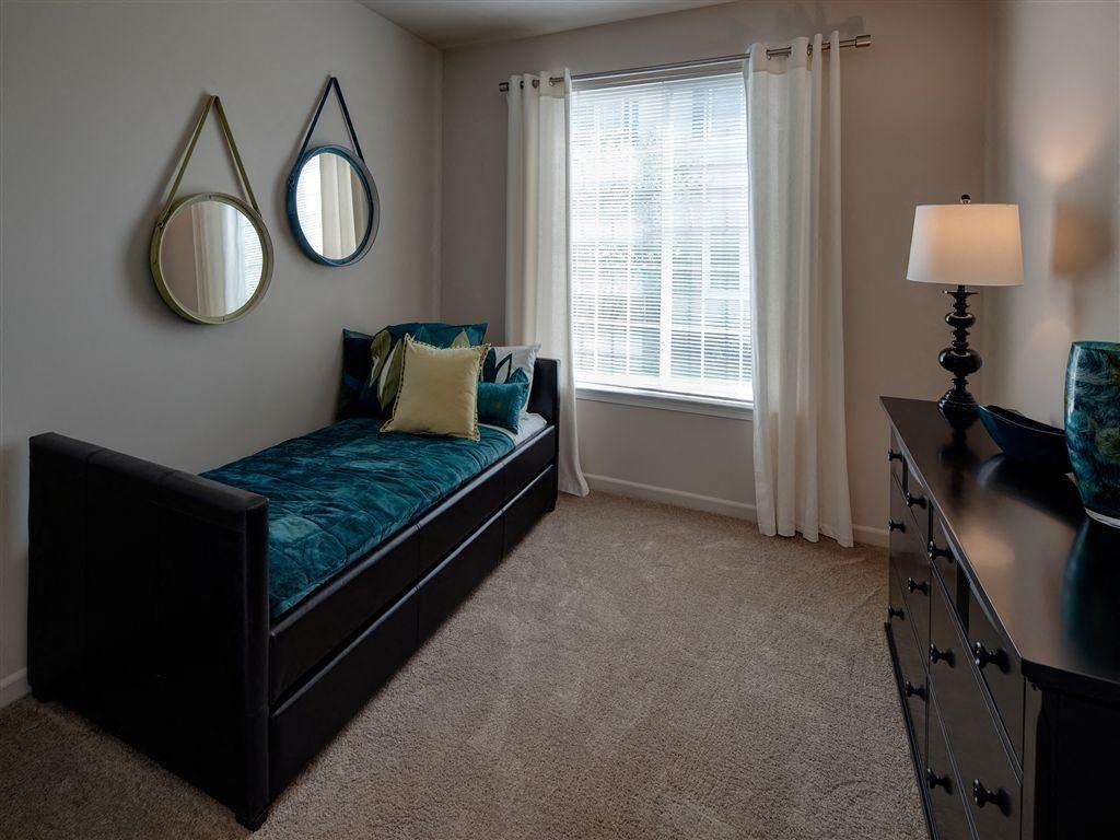 Versatile Den Space at Farmington Lakes Apartments Homes, Oswego, IL, 60543