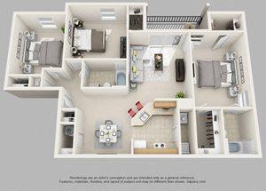 Weston- 3 Bedroom