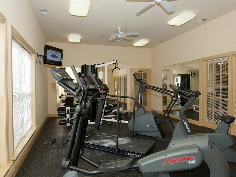 Weston and Wicklow Square Fitness Center