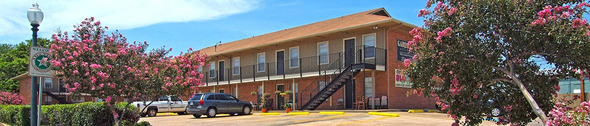 Garden Place Apartments, Waco, Texas, TX