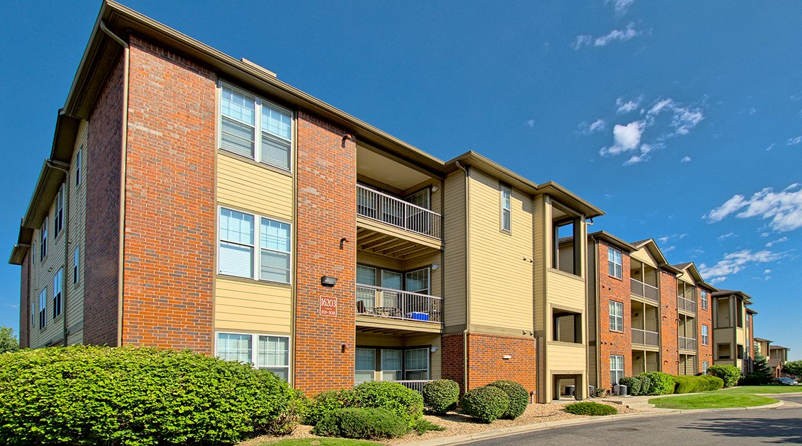 Greensview Apartment Homes, Aurora, CO, Colorado