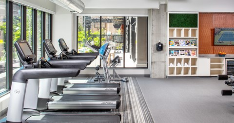 Edition Apartments Fitness Club