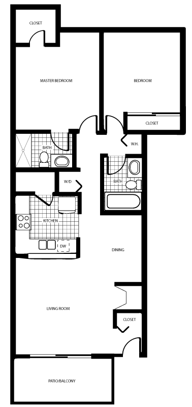 Skyline Floor Plan 3