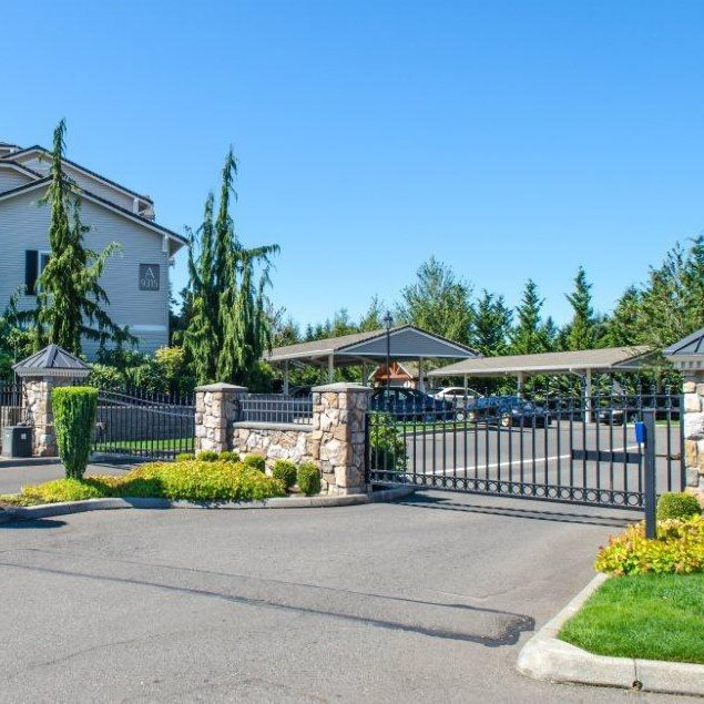 Gated Community at Ultris Abbey Rowe, Olympia, WA,98516