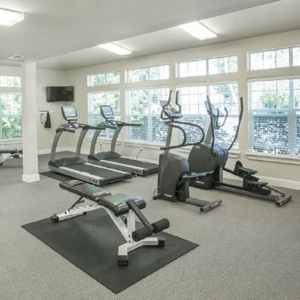 State-of-the-Art Fitness Center at Ultris Abbey Rowe, Olympia, WA,98516
