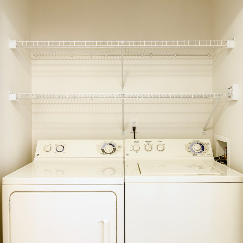 Washer/Dryer Options at Ultris Abbey Rowe, Olympia, WA,98516