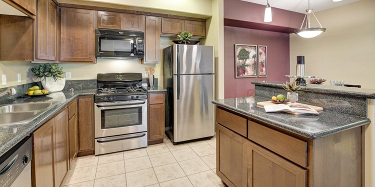 Luxurious Kitchenat Ultris Arrow Canyon, North Las Vegas, NV,89081