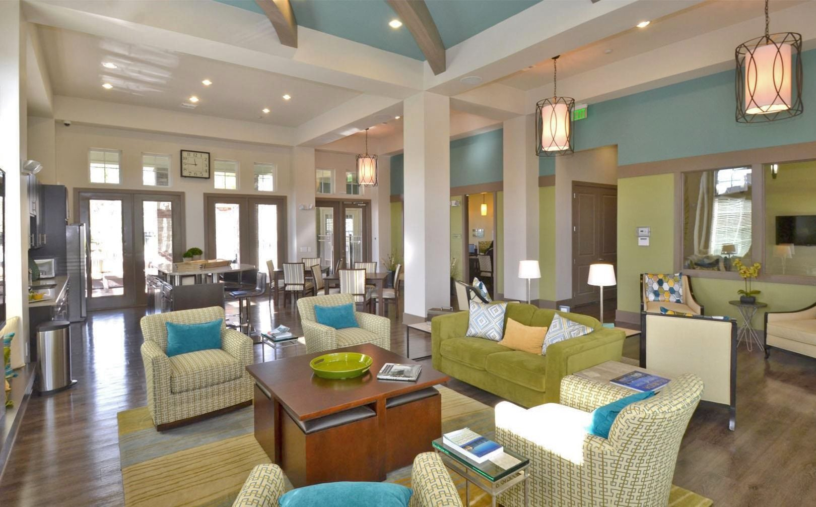Spacious Clubhouse at Ultris Oakleaf Plantation, Jacksonville, FL,32222
