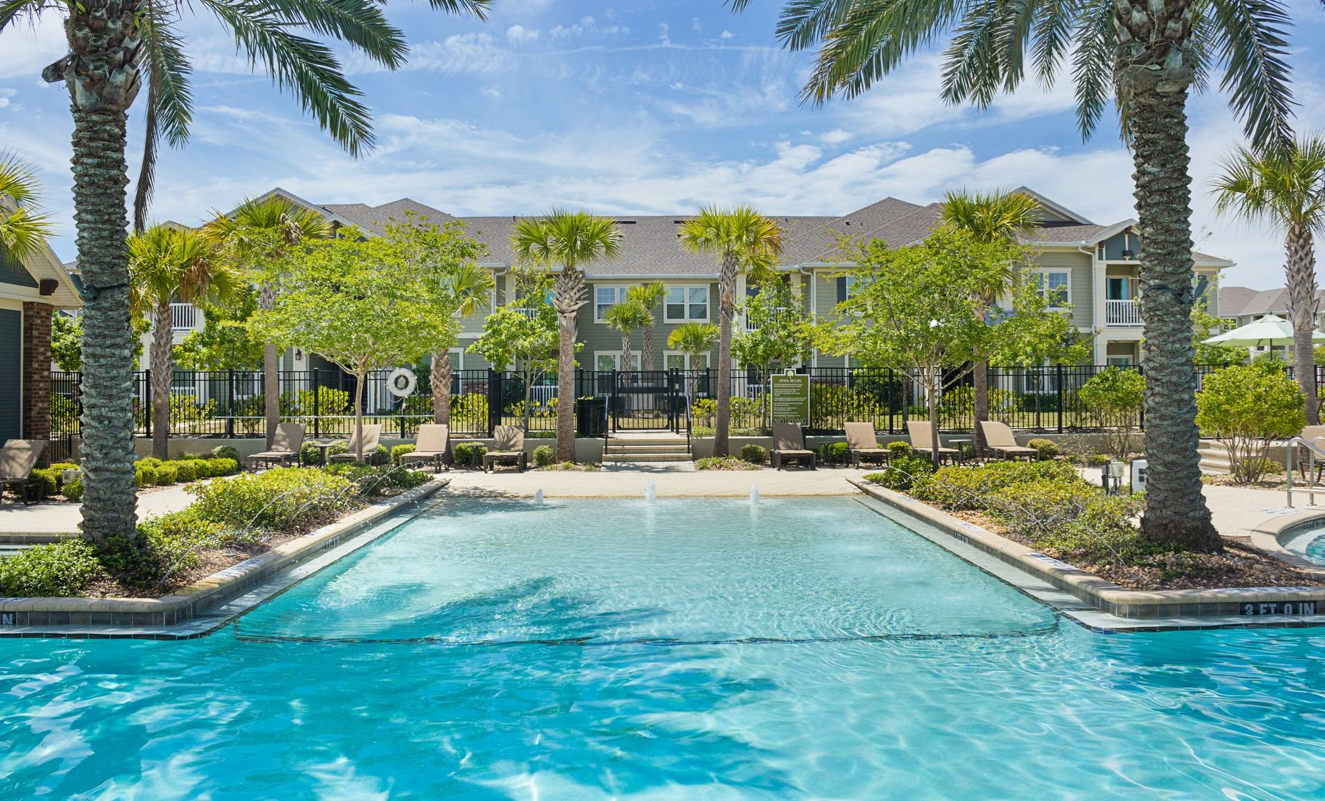Oakleaf Plantation Apartments In Jacksonville Fl